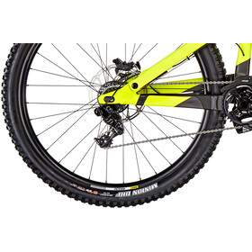 Kona Operator CR matt yellow/charcoal/yellow/black/charcoal